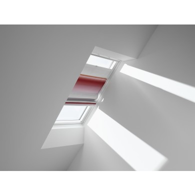 VELUX Vouwgordijn FHB 6522 Red (9 pm dimout)