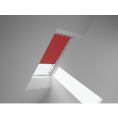 VELUX Verduisterend rolgordijn DKL 4572 Flash Red