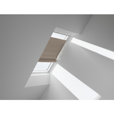 VELUX Vouwgordijn FHB 6514 Fabulous Burned Grey