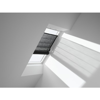 VELUX Vouwgordijn FHB 6519 Structured Black